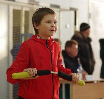Тренировки с нунчаку в Екатеринбурге