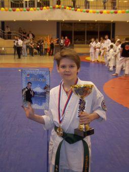 Веснин Иван 11 лет